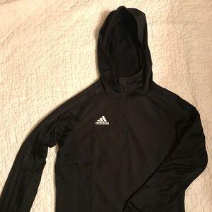 Adidas 1/2 Zip Climawarm Hoodie